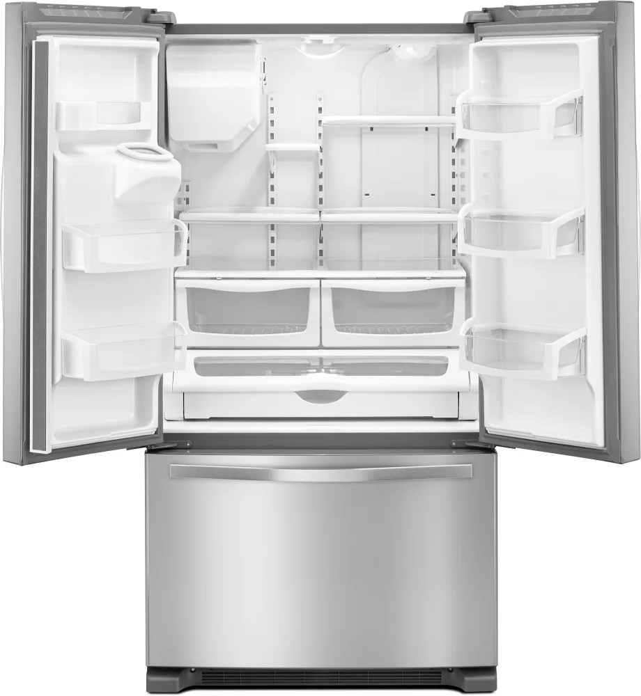 Le Meilleur Whirlpool Wrf555Sdfz 36 Inch French Door Refrigerator With Ce Mois Ci