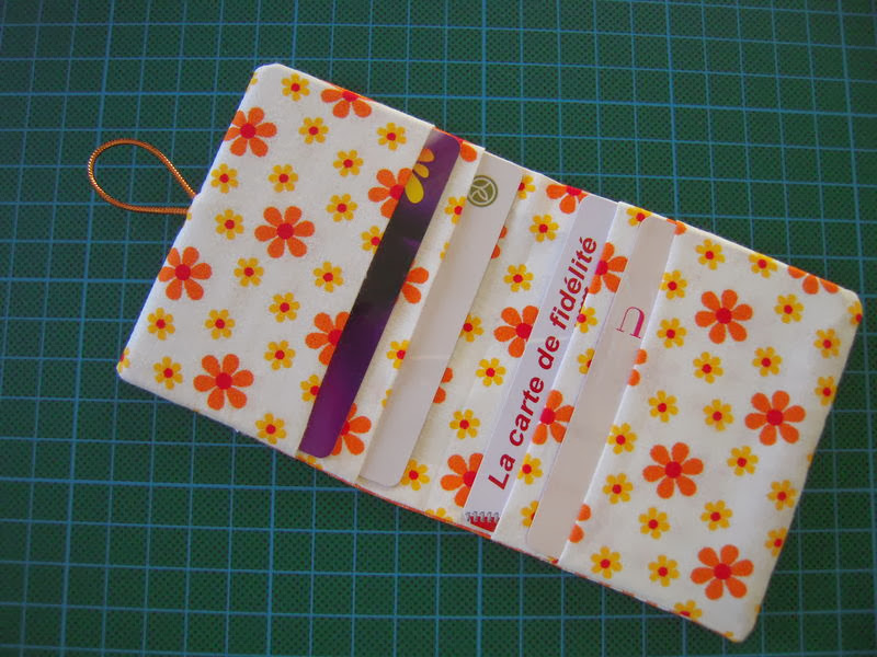 Le Meilleur Maxi Stitch Tuto Porte Cartes Card Holder Ce Mois Ci