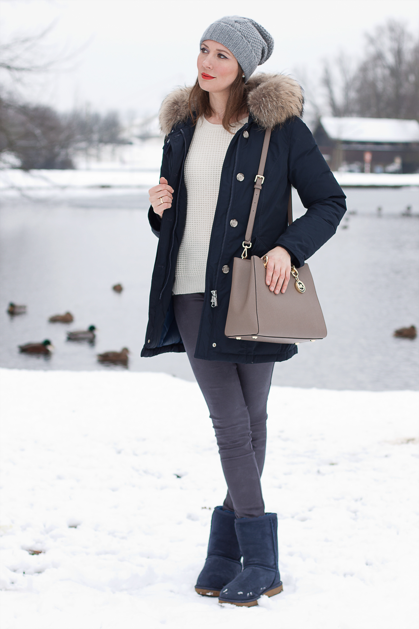 Le Meilleur How To Wear Ugg Boots With Skinny Jeans Ce Mois Ci