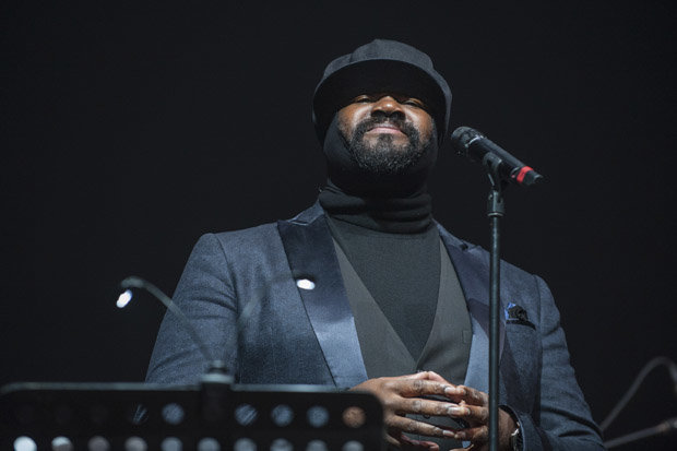 Le Meilleur London Music Gregory Porter Live At The Royal Albert Hall Ce Mois Ci
