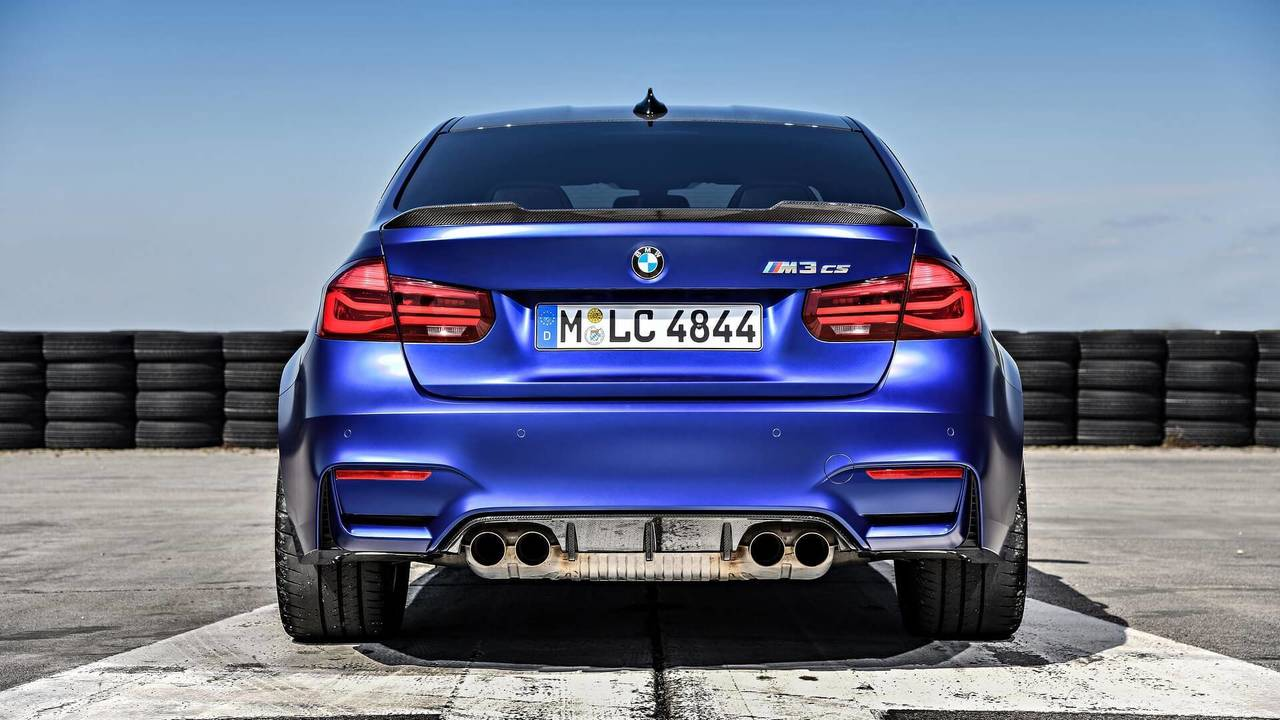Le Meilleur Bmw M3 Cs Introduced With More Power Less Weight Ce Mois Ci