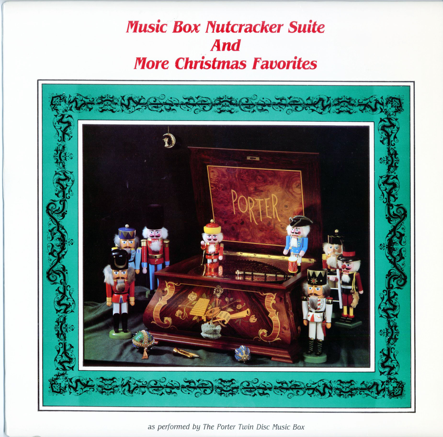 Le Meilleur Porter Twin Disc Music Box Music Box Nutcracker Suite Ce Mois Ci
