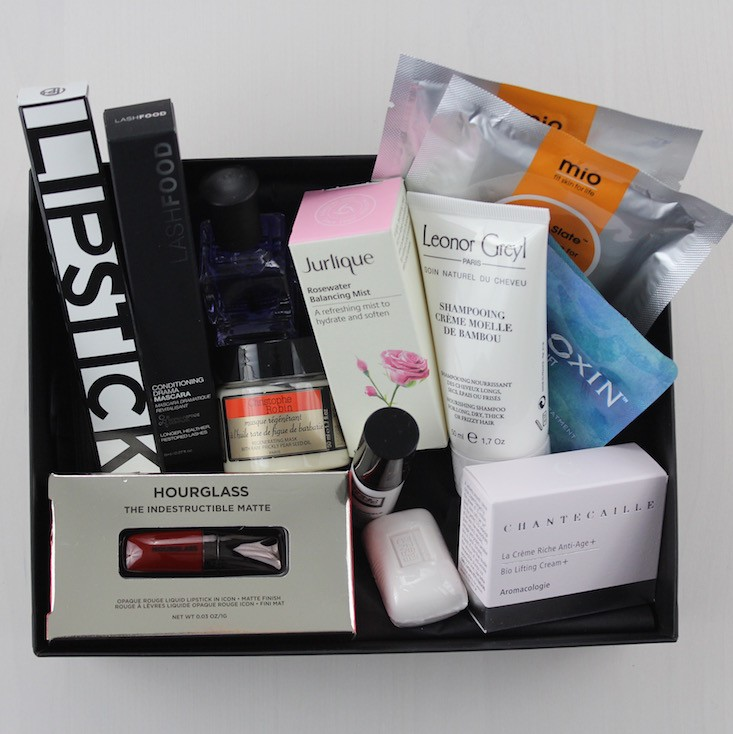 Le Meilleur Net A Porter Limited Edition Travel Kit Box Review My Ce Mois Ci