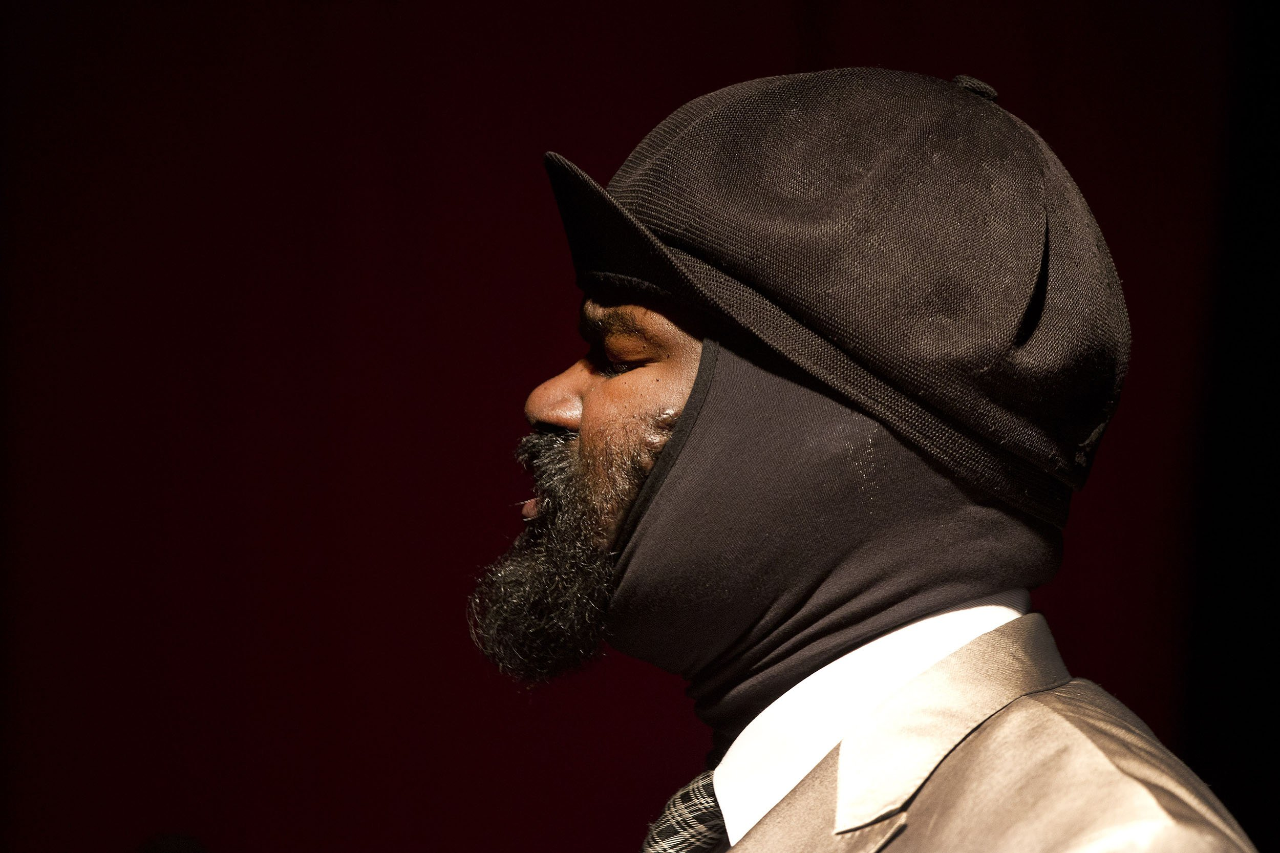 Le Meilleur R B Singer Gregory Porter May Make Jazz Relevant For A New Ce Mois Ci