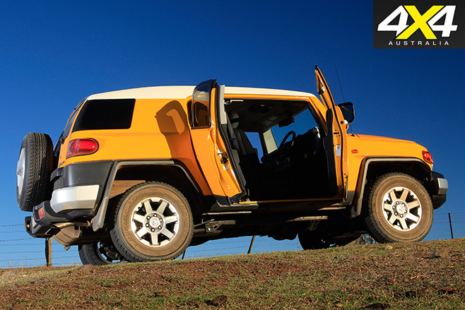 Le Meilleur Toyota Fj Cruiser Video Review Ce Mois Ci