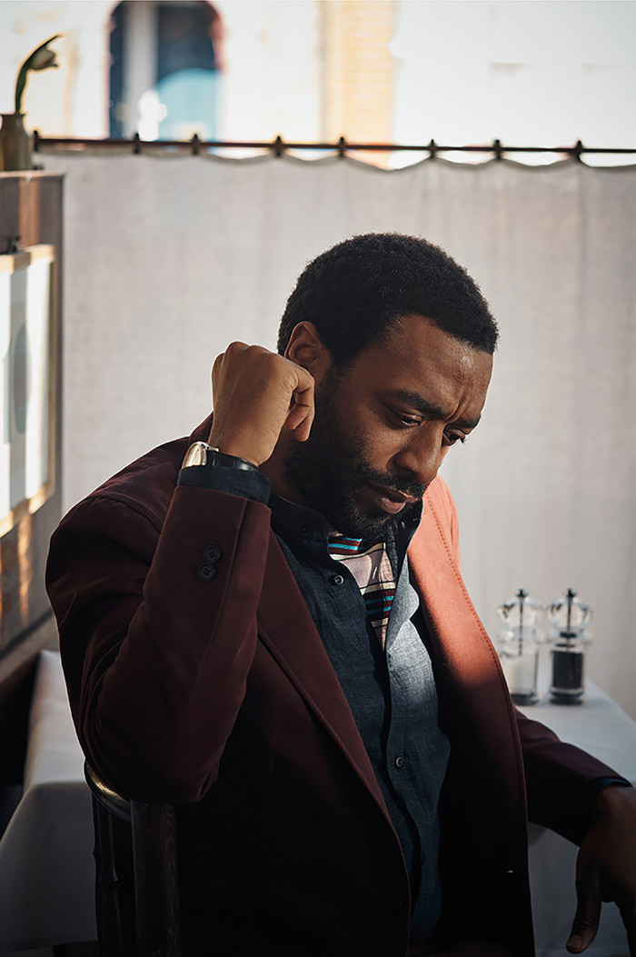 """Le Meilleur Chiwetel Ejiofor For Mr Porter's """"The Journal"""" Style Guide Ce Mois Ci"""