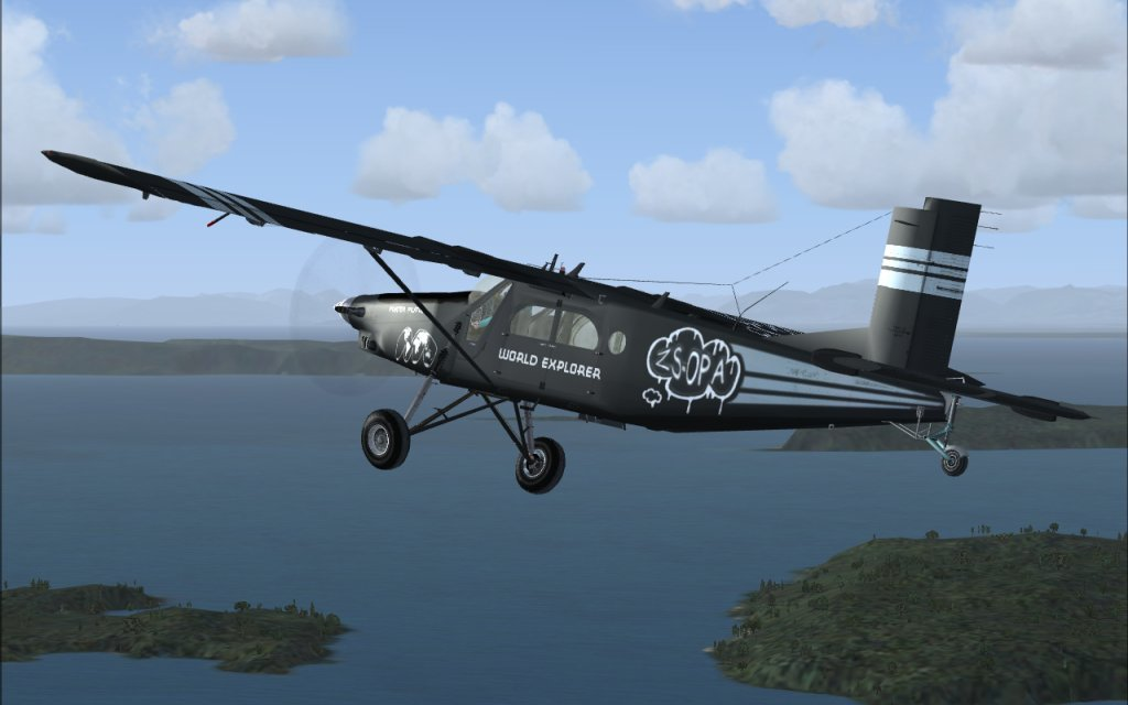 Le Meilleur Any Opinions On The Fsd Pc 6 For Fsx Flight Sims Ce Mois Ci