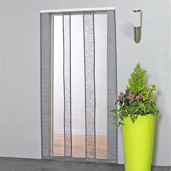 Le Meilleur Mesh Str*P Fly Screen Door Curtains Insect Screens For Doors Ce Mois Ci