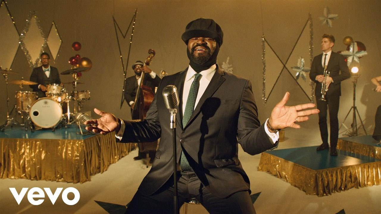 Le Meilleur Gregory Porter The Christmas Song Jazzepresso Youtube Video Ce Mois Ci