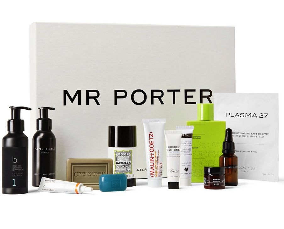 Le Meilleur Missed Out On The Mr Porter Grooming Kit – The Grooming Guru Ce Mois Ci