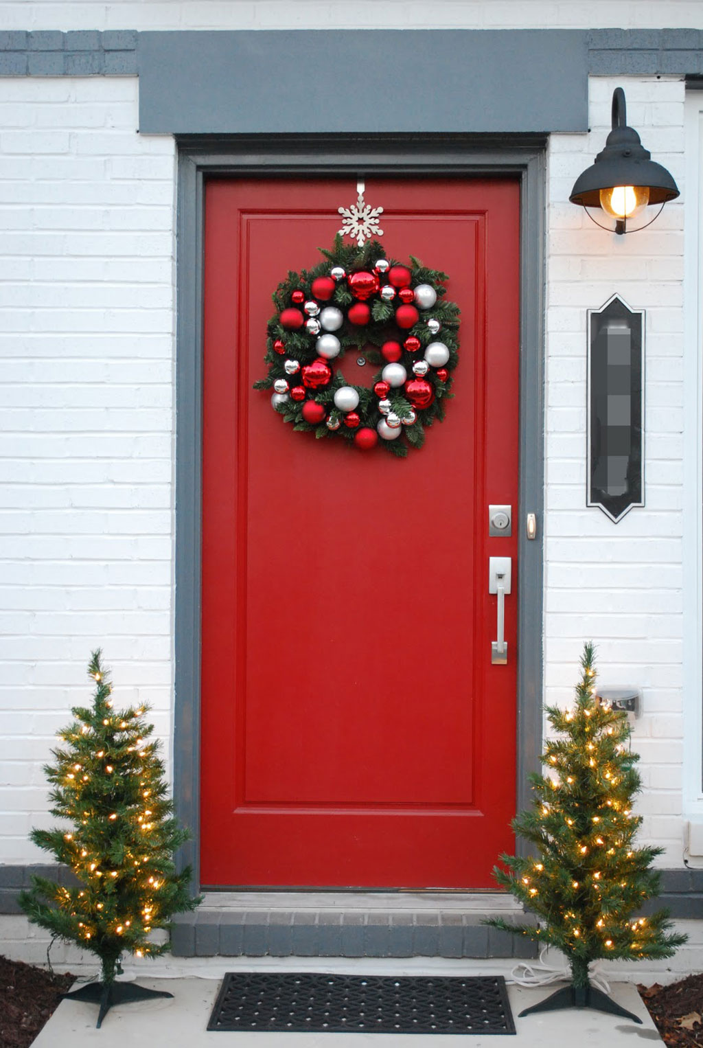 Le Meilleur 50 Best Christmas Door Decorations For 2019 Ce Mois Ci