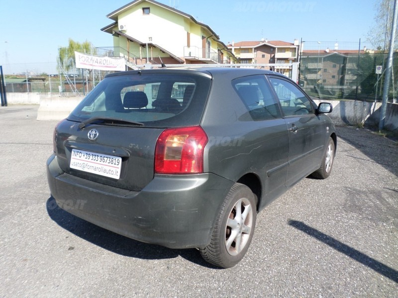 Le Meilleur Sold Toyota Corolla 2 Tdi D 4D 3 Used Cars For Sale Ce Mois Ci