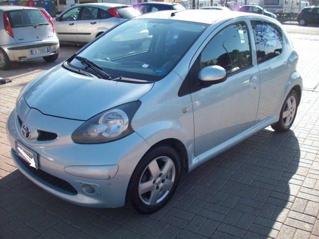 Le Meilleur Sold Toyota Aygo 5 Porte Used Cars For Sale Ce Mois Ci