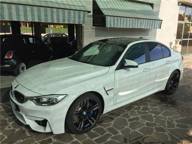Le Meilleur Sold Bmw M3 Berlina 4 Porte Full O Used Cars For Sale Ce Mois Ci