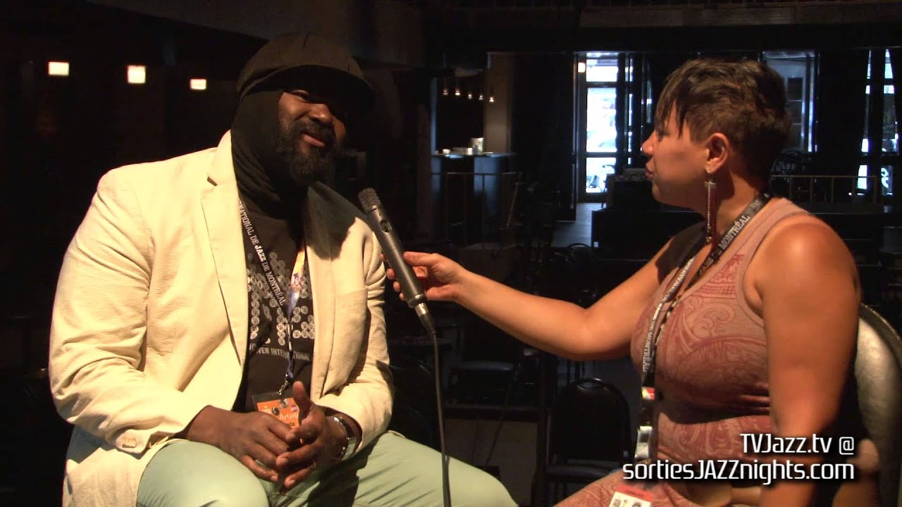 Le Meilleur Gregory Porter Interview At 2013 Montreal Jazz Fest Ce Mois Ci