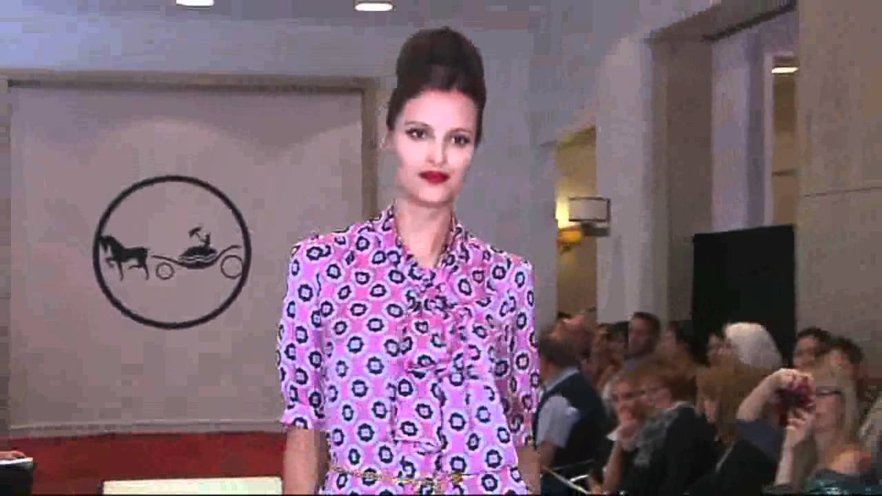Le Meilleur Weill Spring Summer 2012 Collection 1 Of 2 Youtube Ce Mois Ci