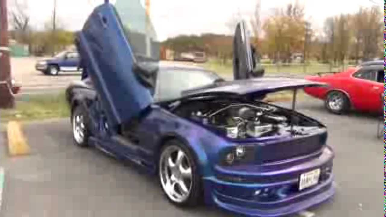 Le Meilleur Lambo Doors Ford Mustang In Baltimore Youtube Ce Mois Ci
