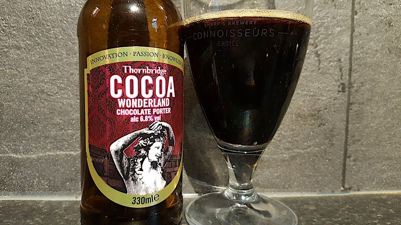 Le Meilleur Thornbridge Cocoa Wonderland Chocolate Porter By Ce Mois Ci