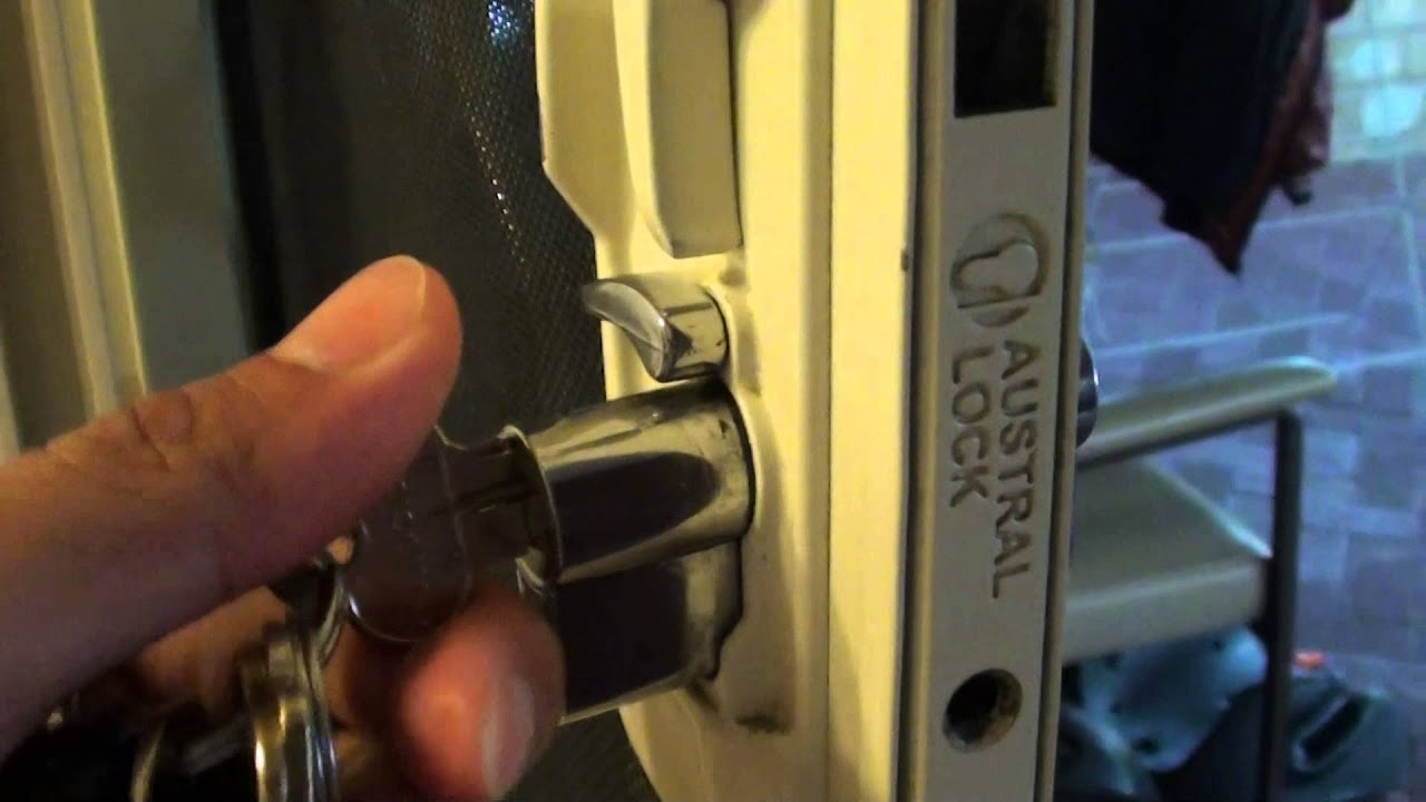 Le Meilleur How To Replace Change The Security Door Lock Under 3 Ce Mois Ci
