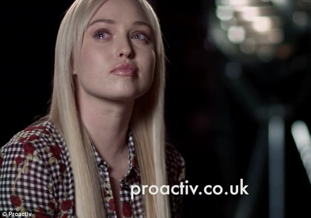 Le Meilleur Jorgie Porter S Spot Advert Pulled From Tv Over Bullying Ce Mois Ci