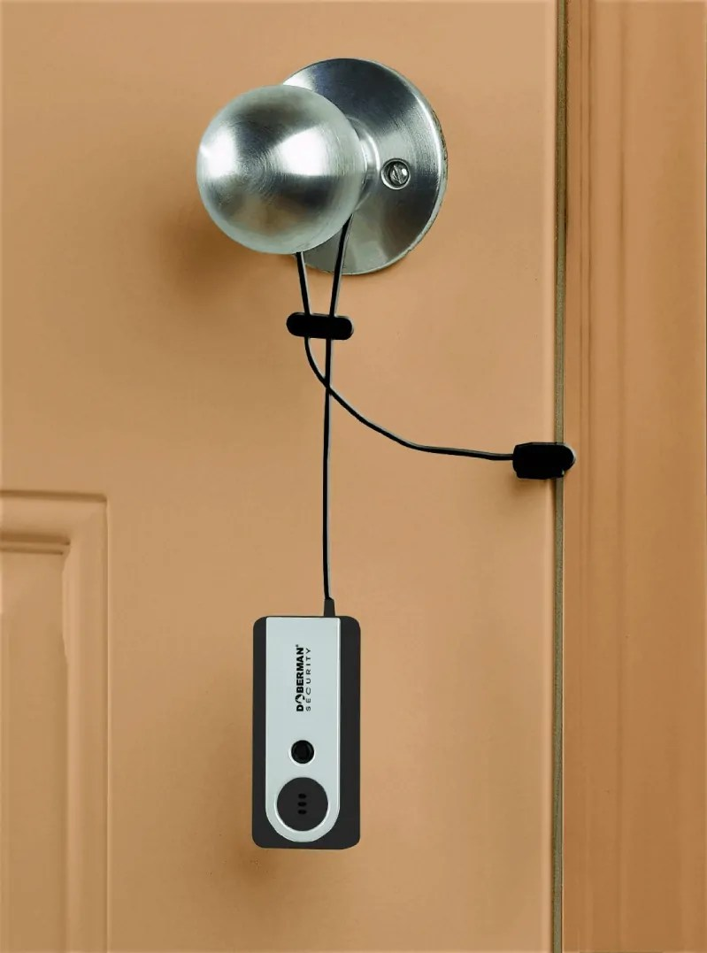 Le Meilleur Best Door Handle Alarms Door Kn*B Hanging Alarms Best Ce Mois Ci