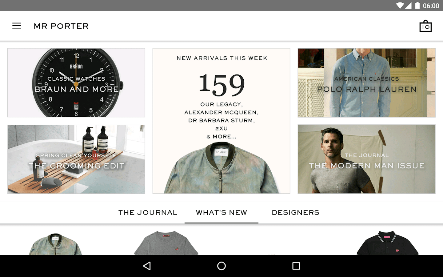 Le Meilleur Mr Porter Android Apps On Google Play Ce Mois Ci