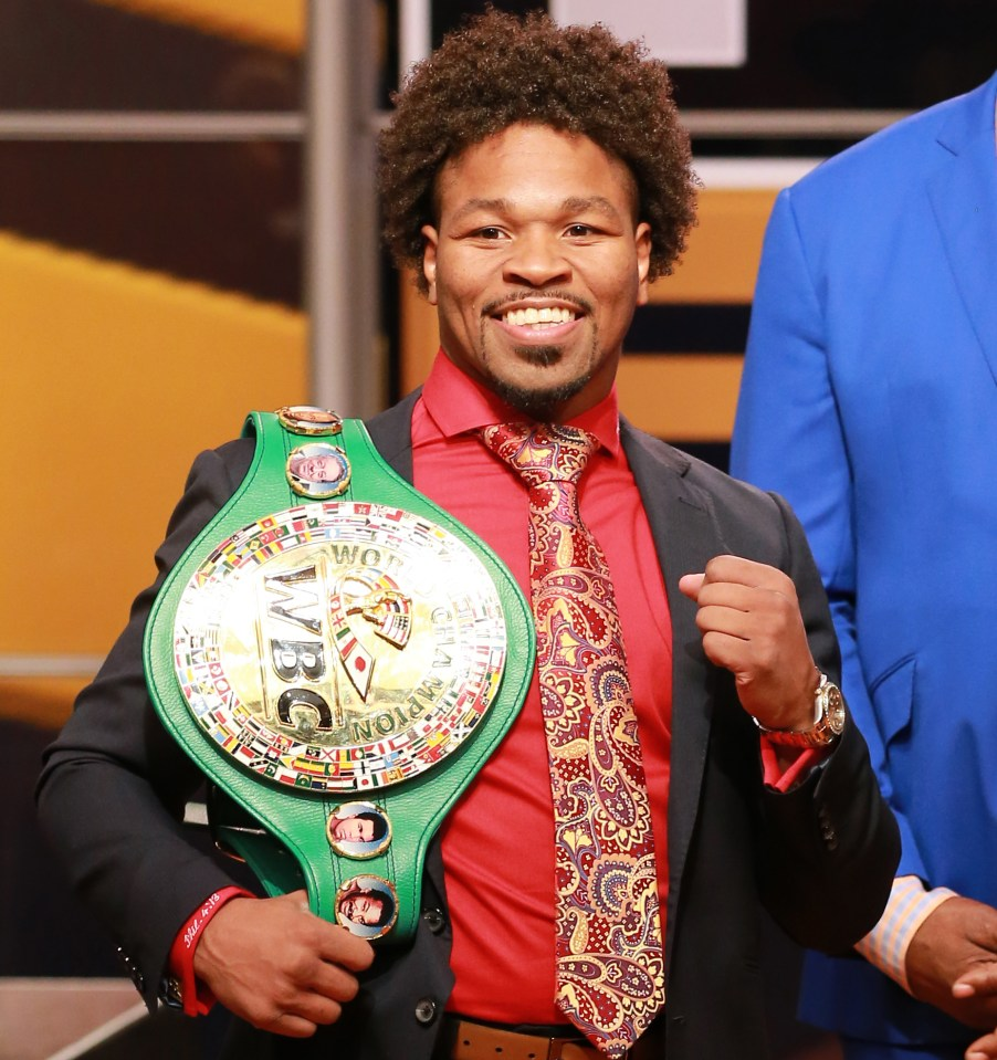 Le Meilleur Shawn Porter Thinks Errol Spence Will Be His Next Fight Ce Mois Ci
