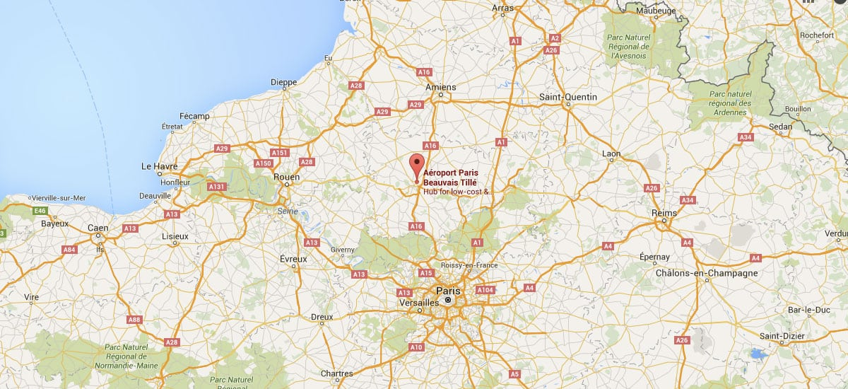 Le Meilleur How To Get From Beauvais Airport Bva To Paris Guide To Ce Mois Ci