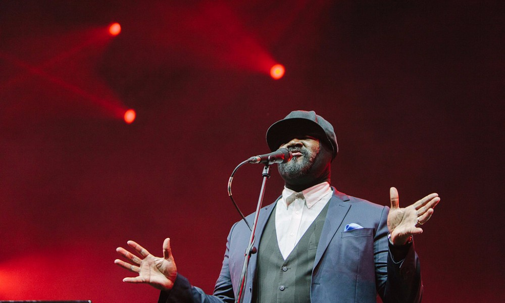 Le Meilleur Gregory Porter At The Royal Albert Hall Live Review Ce Mois Ci