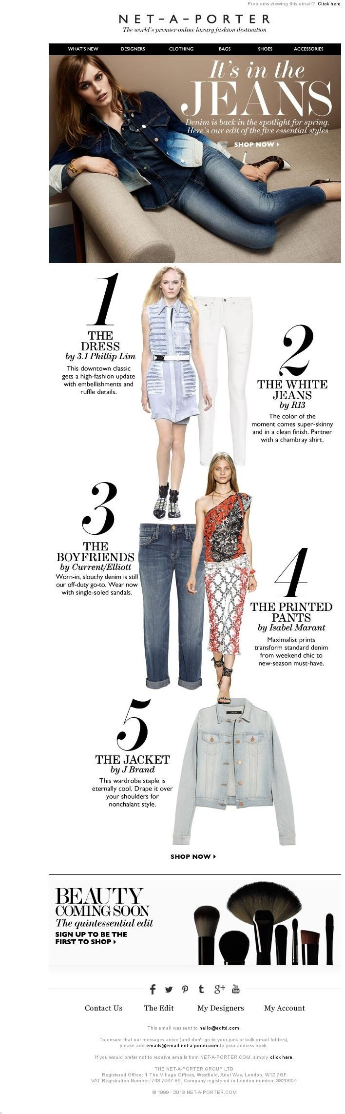 Le Meilleur Editd Reveal The Latest Denim Trends Backed By Data Ce Mois Ci