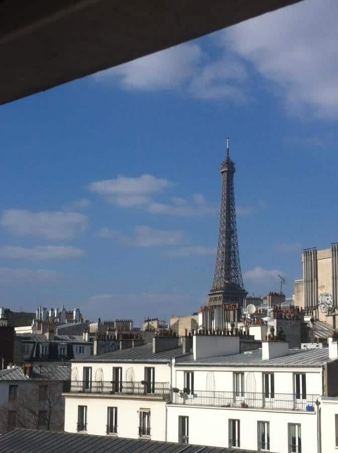 Le Meilleur Top 18 Hotels With A View Of The Eiffel Tower In Paris Ce Mois Ci