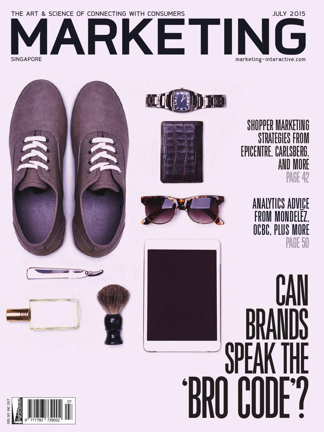 Le Meilleur Marketing Magazine Sg Jul 2015 By Marketing Magazine Ce Mois Ci