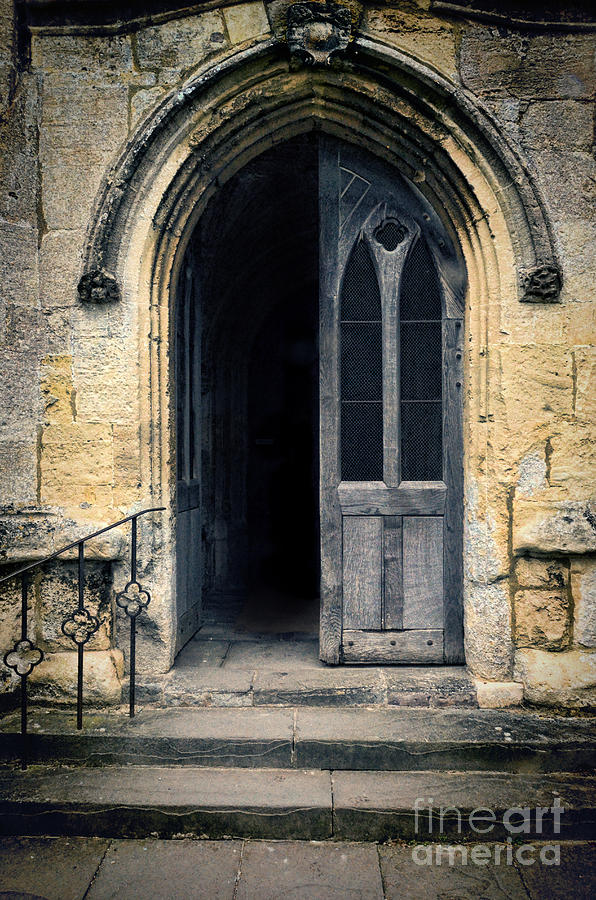 Le Meilleur Open Church Doors Photograph By Jill Battaglia Ce Mois Ci