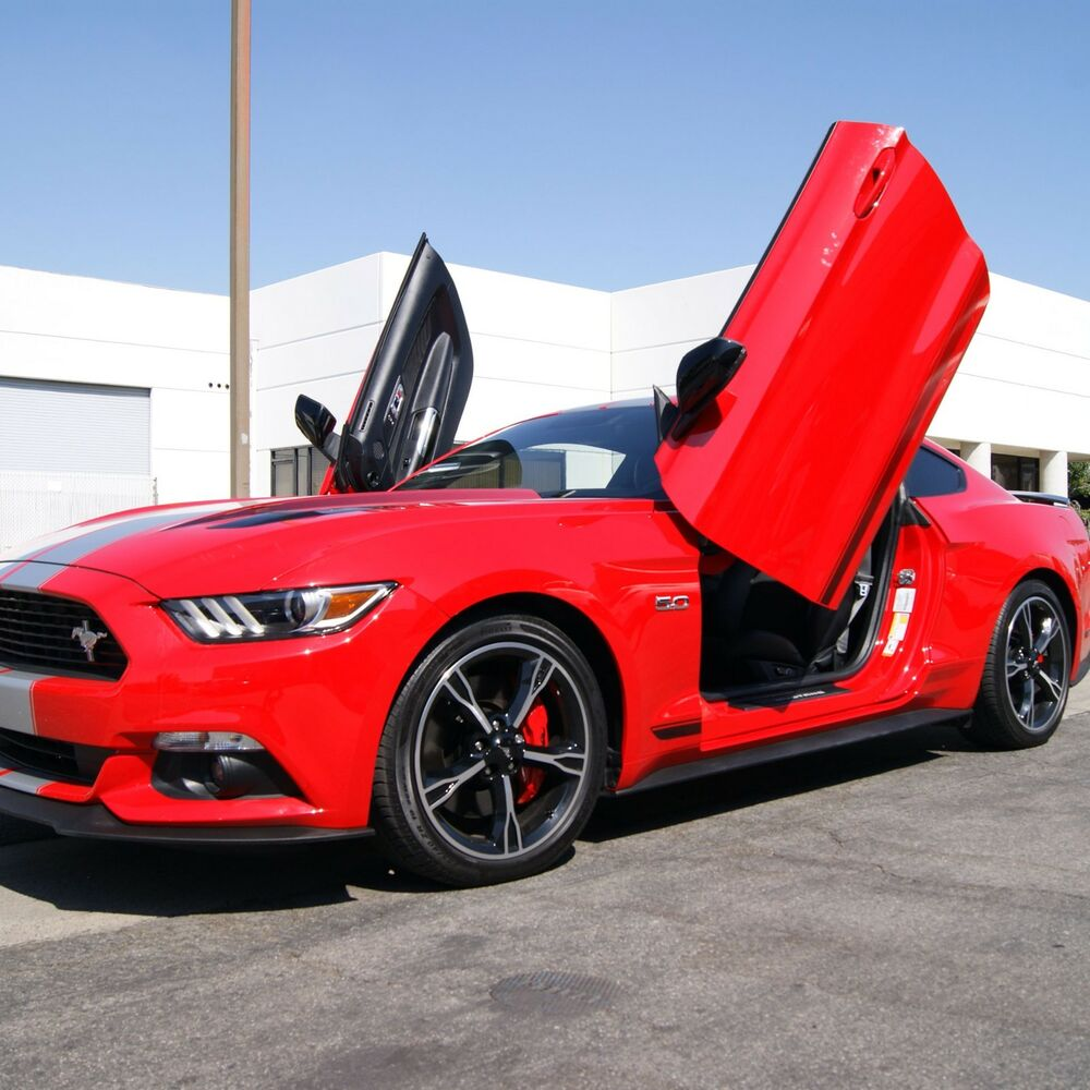 Le Meilleur Lambo Doors Ford Mustang 2015 2019 Door Conversion Kit Ce Mois Ci