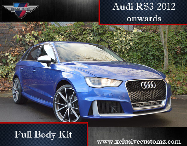 Le Meilleur Audi Rs3 5 Door Body Kit For Audi A3 8V 2012 Onwards Ce Mois Ci