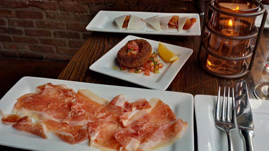 Le Meilleur Tapas Picture Of The 9Th Door Downtown Denver Tripadvisor Ce Mois Ci