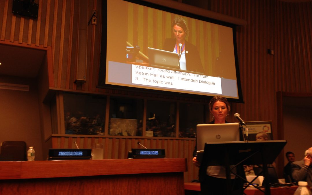 Le Meilleur What Does It Mean To Be A Rapporteur At The United Nations Ce Mois Ci