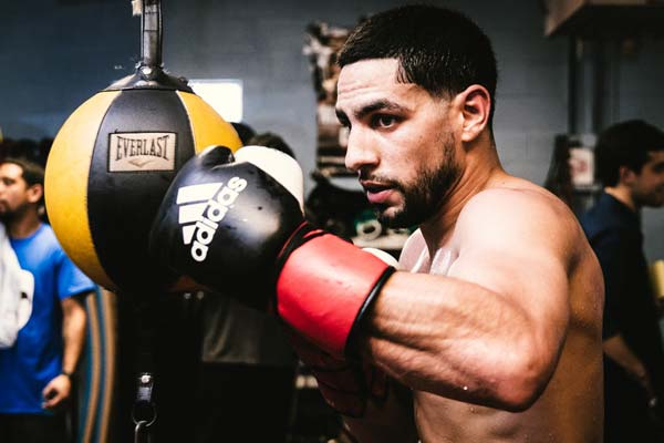 Le Meilleur Boxing News Garcia Takes Aim At Another World Title Ce Mois Ci