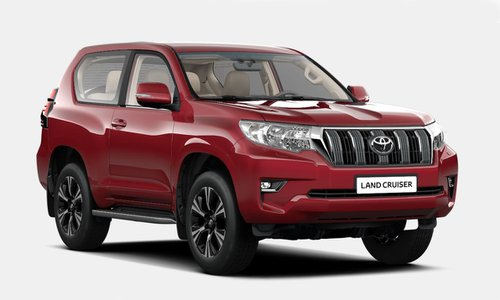 Le Meilleur Toyota Configurator And Price List For The New Land Ce Mois Ci
