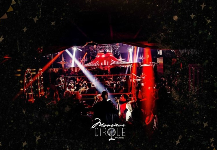Le Meilleur Monsieur Cirque Paris Guest List Table Bookings Ce Mois Ci