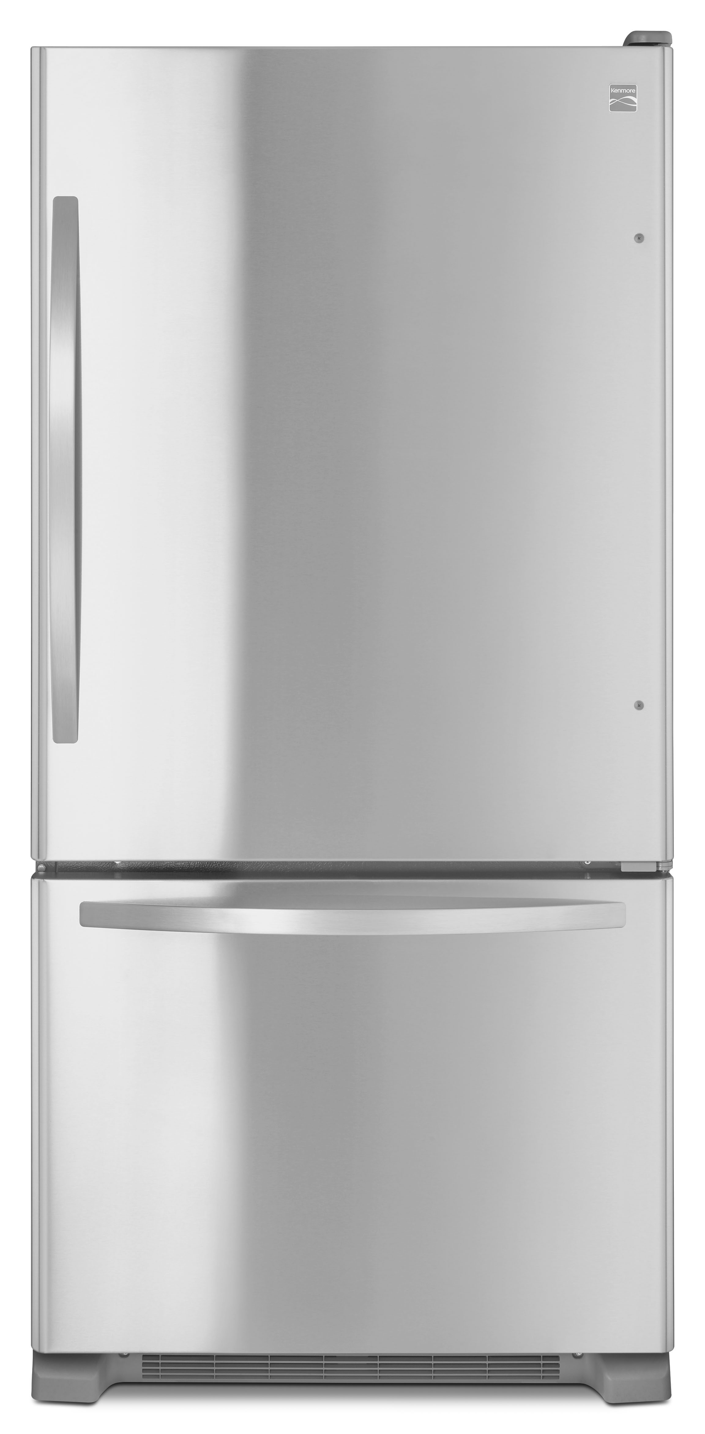 Le Meilleur Kenmore 79343 22 Cu Ft Bottom Freezer Single Door Ce Mois Ci
