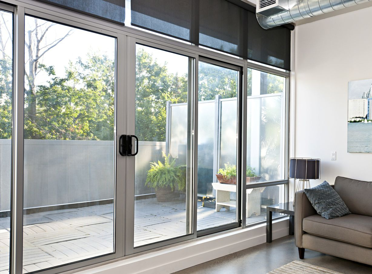 Le Meilleur Beautiful Aluminium Interior Door With White Frosted Glass Ce Mois Ci