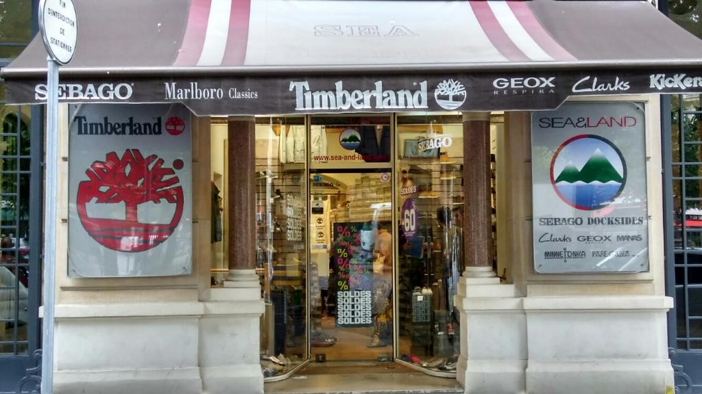 Le Meilleur Timberland Sea And Land Chaussures 9 Place Ternes 75017 Ce Mois Ci
