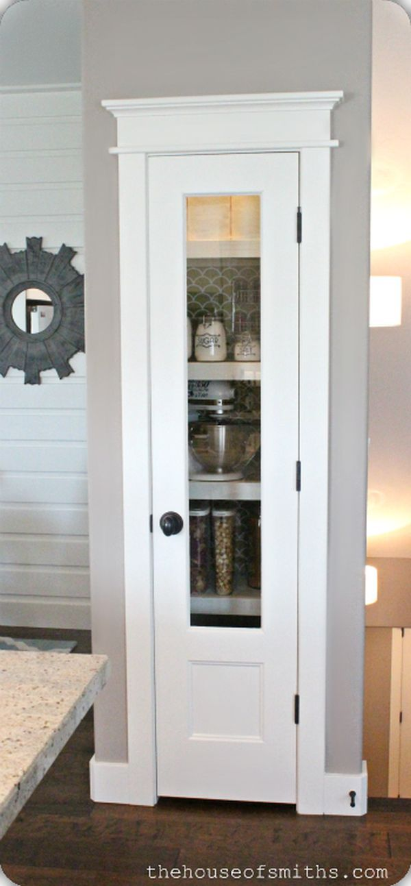 Le Meilleur Best 25 Pantry Doors Ideas On Pinterest Pantry Door Ce Mois Ci