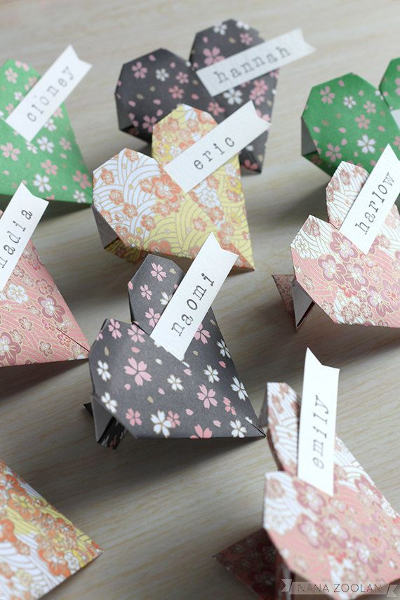 Le Meilleur 25 Best Ideas About Origami Hearts On Pinterest Origami Ce Mois Ci