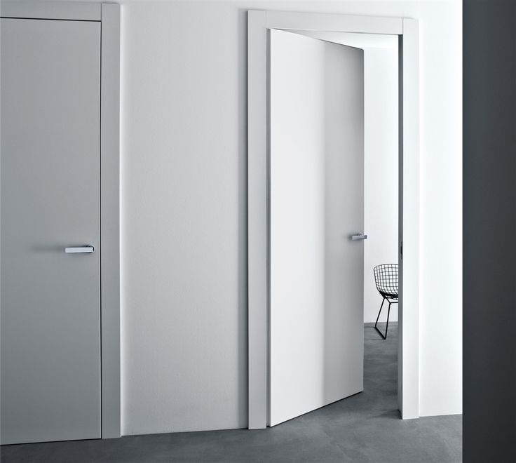 Le Meilleur Invisible Hinges Contemporary Door Trim Bella Lualdi Ce Mois Ci
