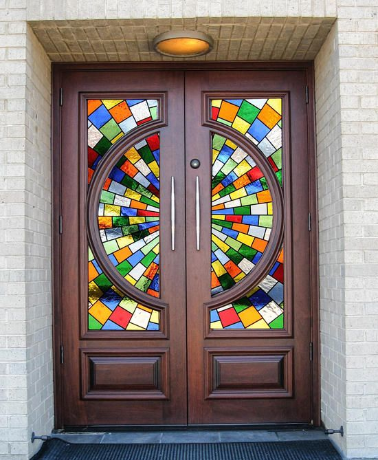 Le Meilleur 25 Best Ideas About Stained Glass Door On Pinterest Ce Mois Ci