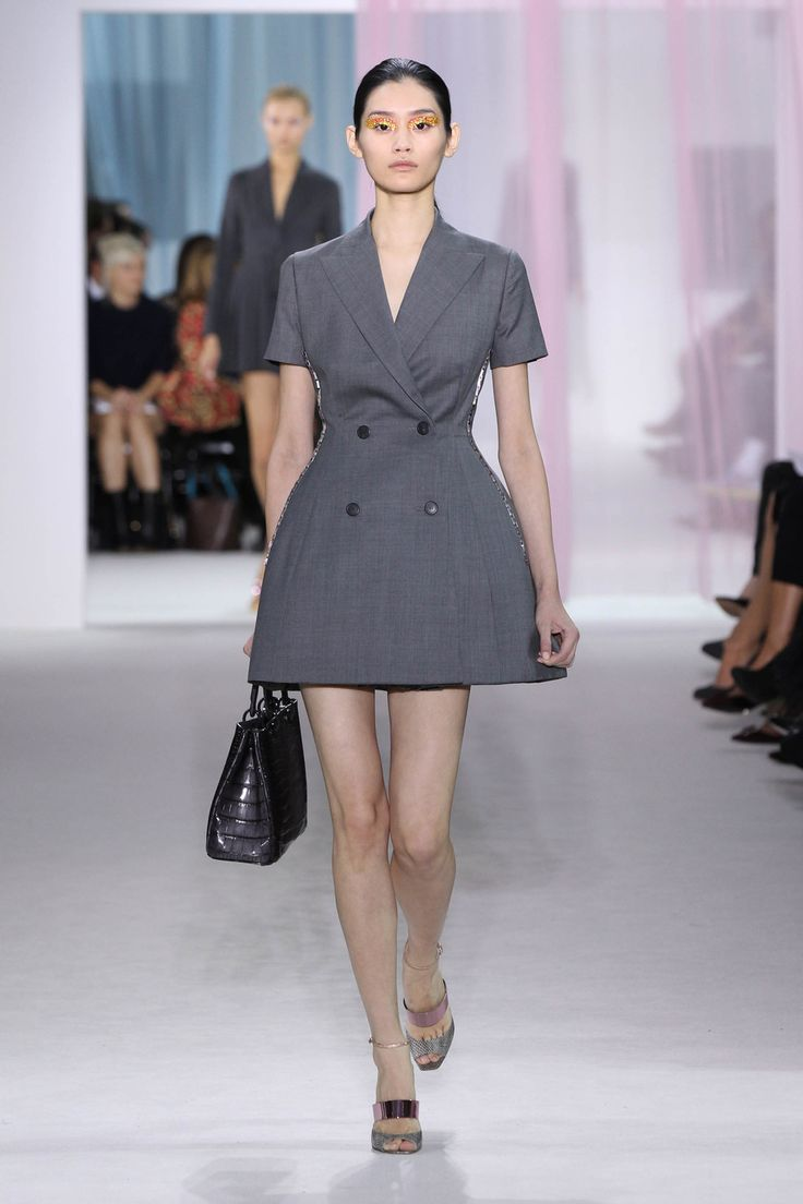Le Meilleur Dior Spring Summer 2013 Ready To Wear – Look 14 Ce Mois Ci