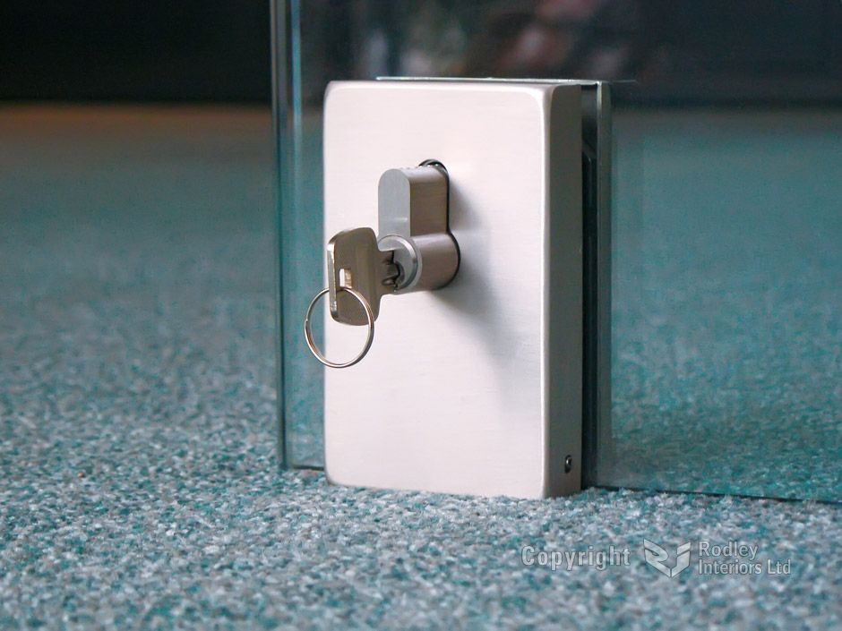 Le Meilleur Office Frameless Glass Door Locks This Sliding Glass Ce Mois Ci