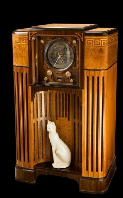 Le Meilleur Art Deco Radio The Most Beautiful Thing I Ve Ever Seen Ce Mois Ci